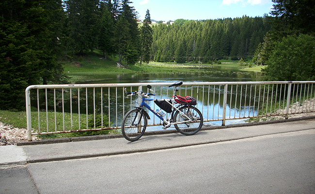 Biking in Durmitor