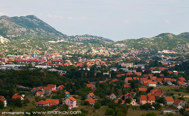 Old capital of Montenegro, Cetinje